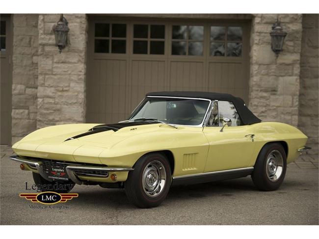 1967 Chevrolet Corvette - Ontario (11)