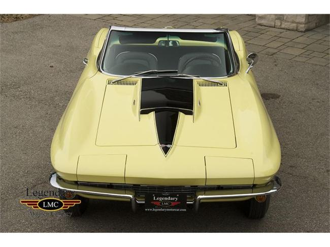 1967 Chevrolet Corvette - Ontario (12)