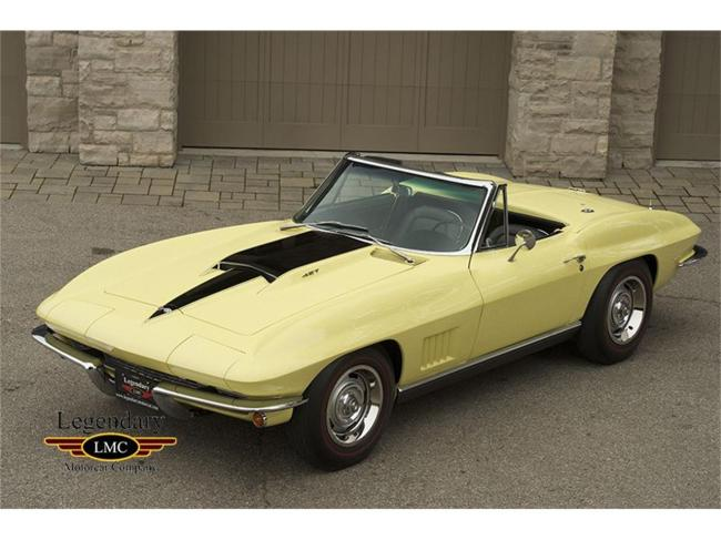 1967 Chevrolet Corvette - Ontario (14)