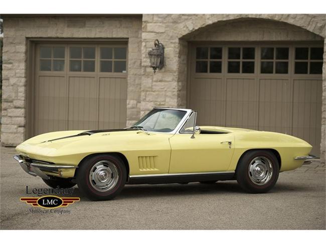 1967 Chevrolet Corvette - Ontario (16)