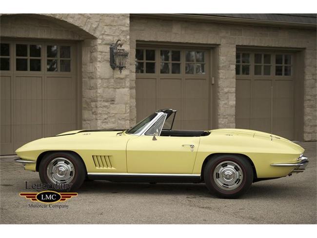 1967 Chevrolet Corvette - 1967 (18)
