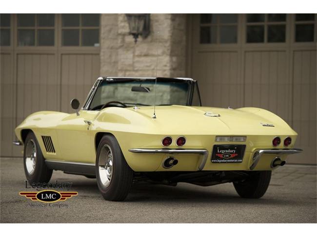 1967 Chevrolet Corvette - 1967 (19)