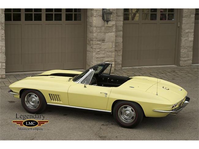 1967 Chevrolet Corvette - Chevrolet (20)
