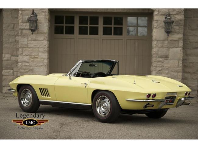 1967 Chevrolet Corvette - 1967 (21)