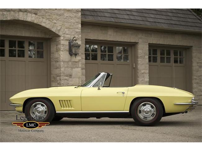 1967 Chevrolet Corvette - Corvette (22)