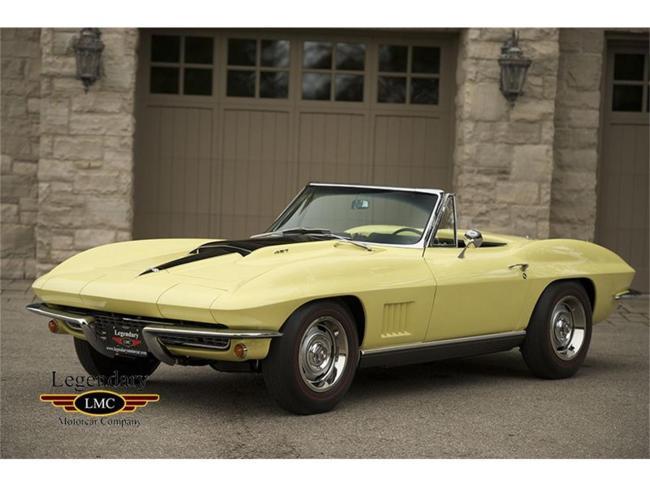 1967 Chevrolet Corvette - Corvette (23)