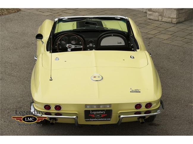 1967 Chevrolet Corvette - Chevrolet (24)