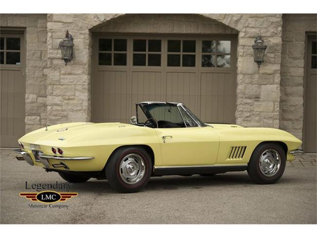 1967 Chevrolet Corvette - 1967 (25)