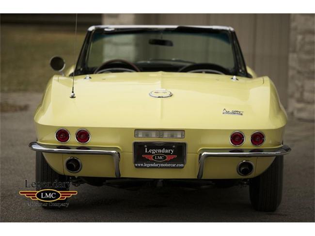 1967 Chevrolet Corvette - Chevrolet (26)