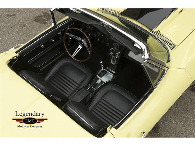 1967 Chevrolet Corvette - Chevrolet (29)