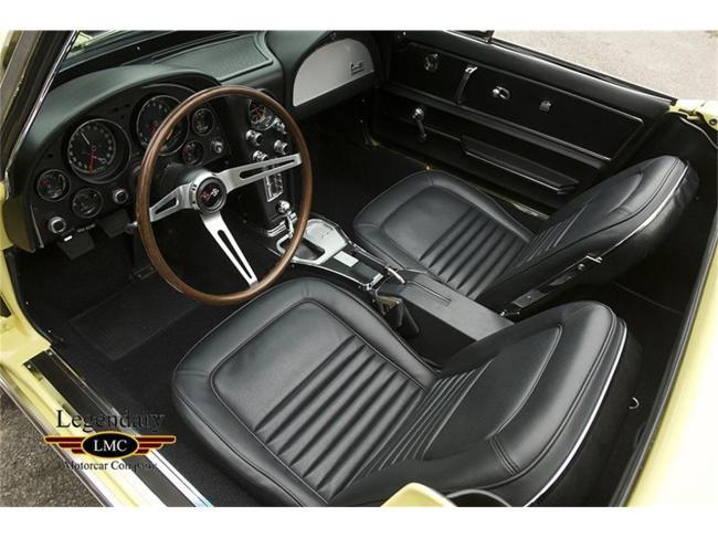 1967 Chevrolet Corvette - Chevrolet (31)