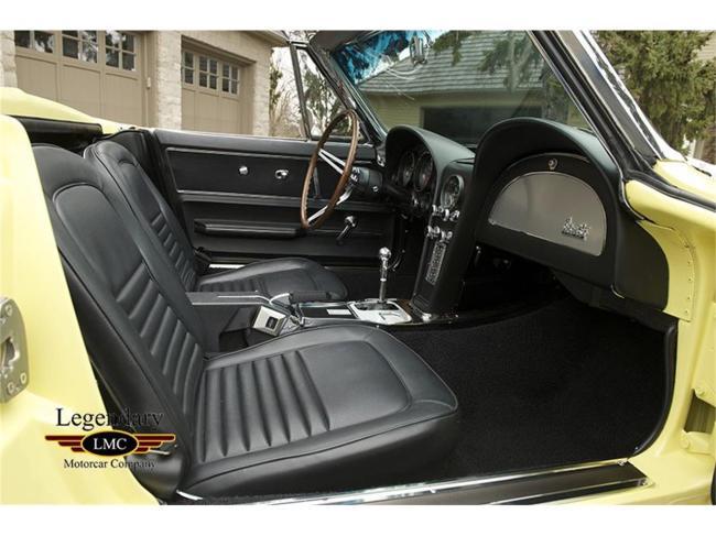 1967 Chevrolet Corvette - Corvette (35)