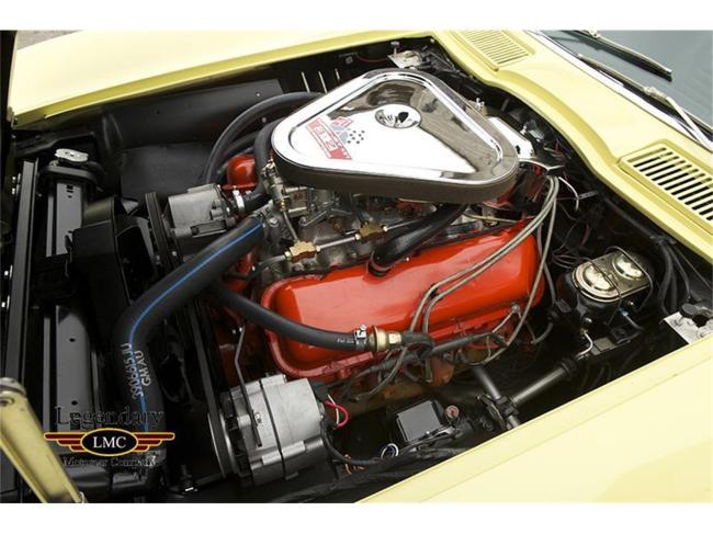 1967 Chevrolet Corvette - Chevrolet (47)