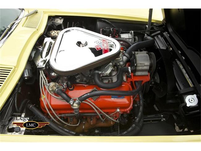 1967 Chevrolet Corvette - Chevrolet (48)