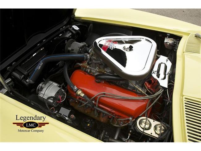 1967 Chevrolet Corvette - Chevrolet (51)