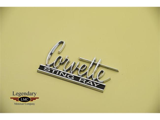 1967 Chevrolet Corvette - Chevrolet (70)