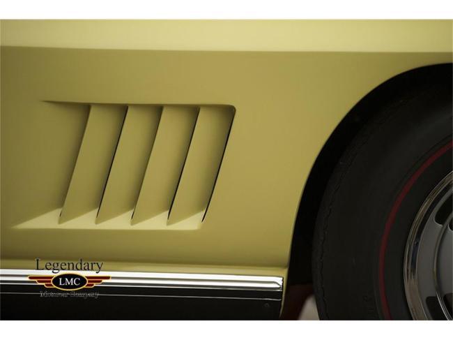 1967 Chevrolet Corvette - Chevrolet (75)