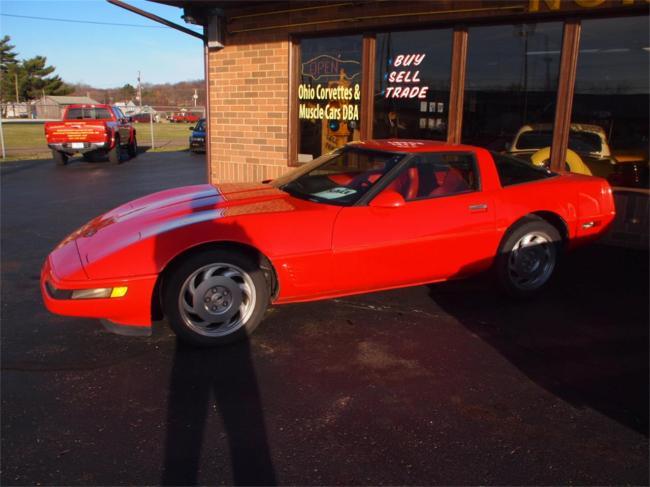 1995 Chevrolet Corvette - 1995 (2)