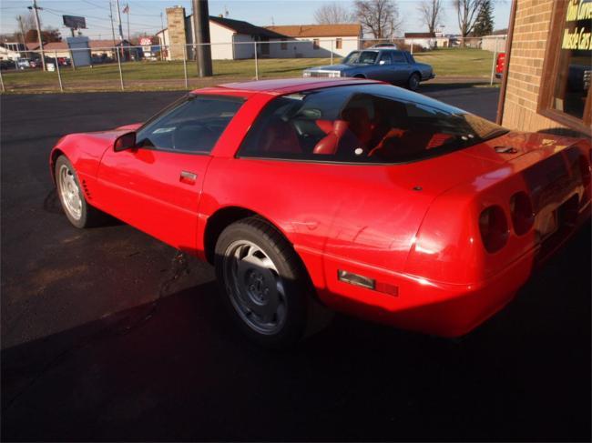1995 Chevrolet Corvette - Corvette (4)