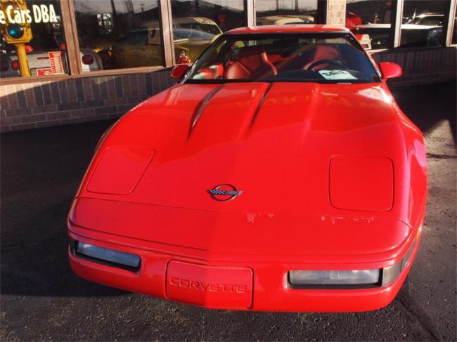 1995 Chevrolet Corvette - 1995 (11)