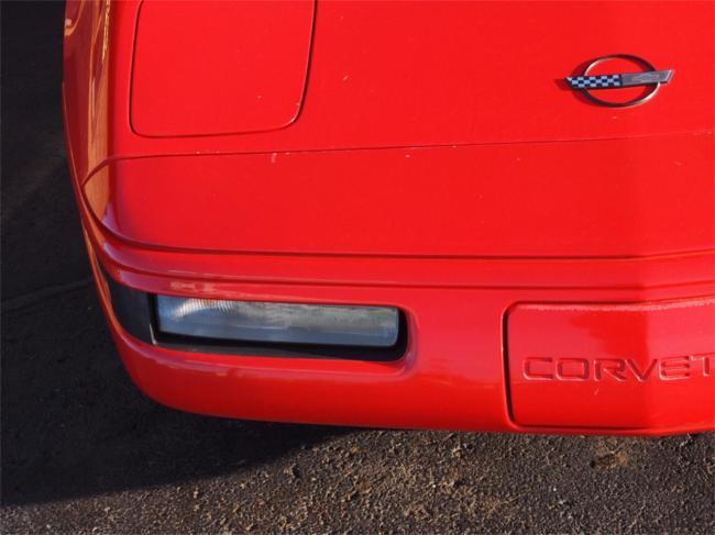1995 Chevrolet Corvette - Chevrolet (12)