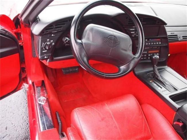 1995 Chevrolet Corvette - Automatic (15)