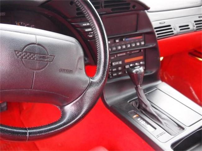1995 Chevrolet Corvette - Ohio (17)