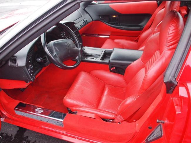 1995 Chevrolet Corvette - Chevrolet (19)