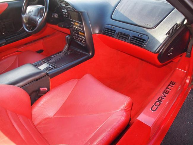 1995 Chevrolet Corvette - Automatic (21)
