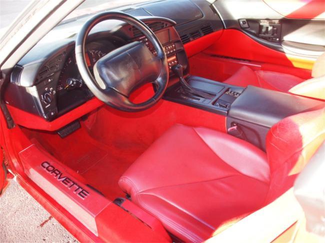 1995 Chevrolet Corvette - Chevrolet (22)
