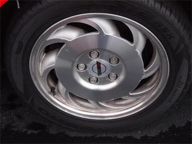 1995 Chevrolet Corvette - Chevrolet (31)
