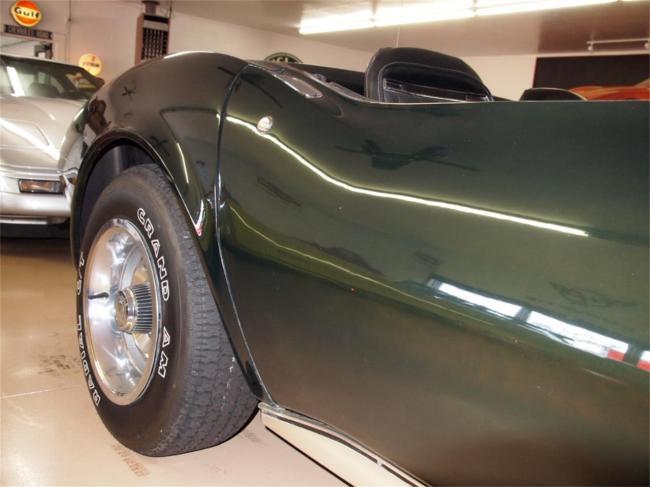 1974 Chevrolet Corvette - Chevrolet (4)
