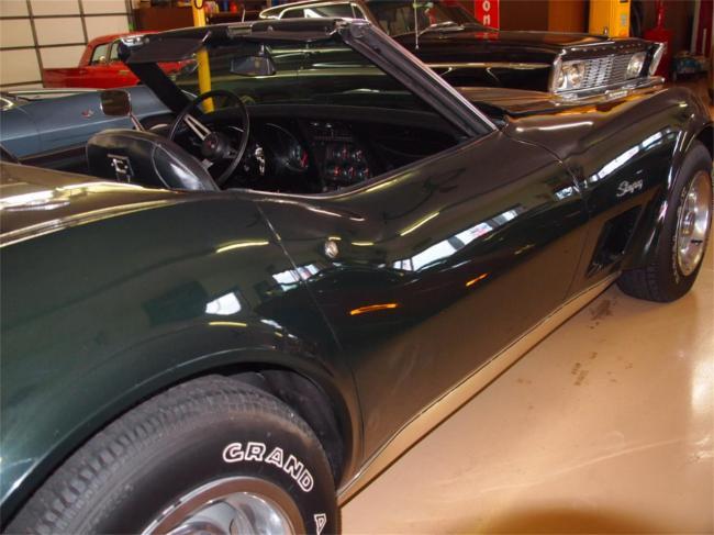 1974 Chevrolet Corvette - Ohio (6)