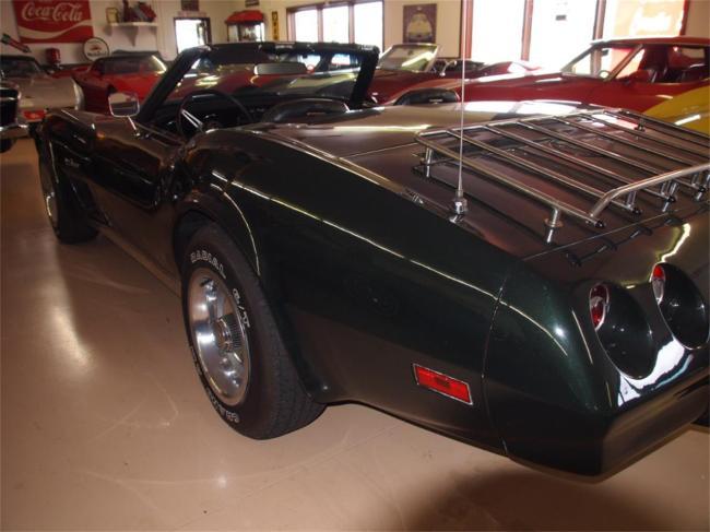 1974 Chevrolet Corvette - Chevrolet (17)