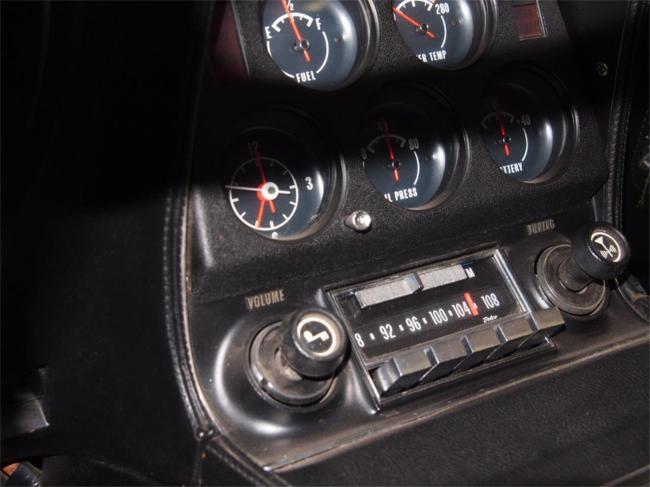1974 Chevrolet Corvette - Manual (40)