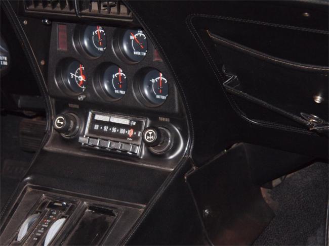 1974 Chevrolet Corvette - Chevrolet (44)