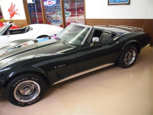 1974 Chevrolet Corvette - Corvette (48)