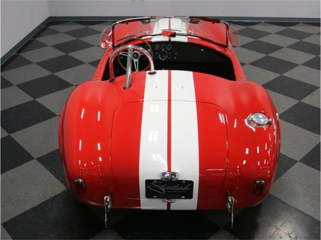1965 Shelby Cobra - Tennessee (18)