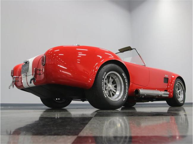 1965 Shelby Cobra - Tennessee (21)