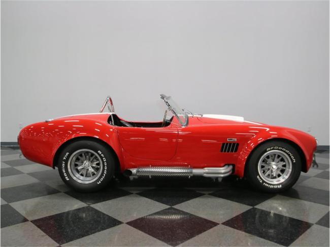 1965 Shelby Cobra - Shelby (24)