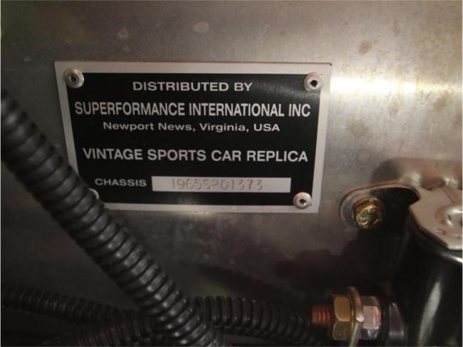 1965 Shelby Cobra - Manual (81)