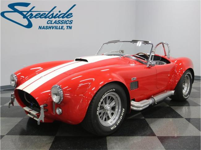 1965 Shelby Cobra - Tennessee (82)