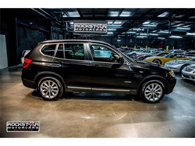 2014 BMW X3 - Tennessee (5)