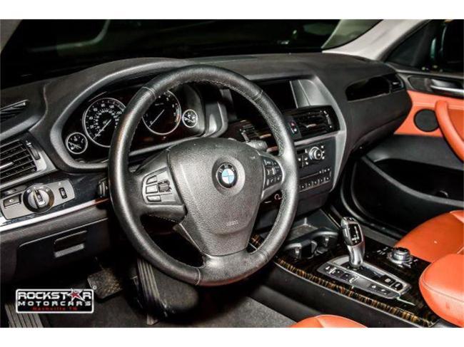 2014 BMW X3 - Automatic (17)