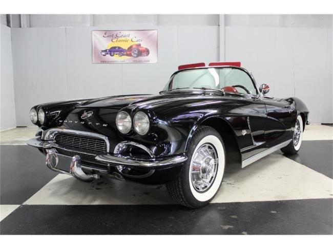 1961 Chevrolet Corvette - North Carolina (6)
