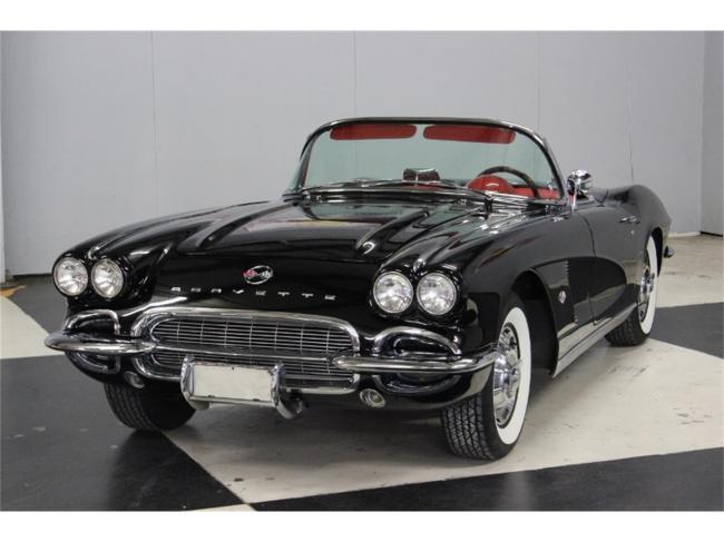 1961 Chevrolet Corvette - Chevrolet (33)