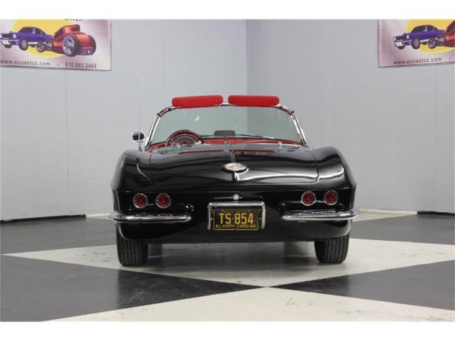 1961 Chevrolet Corvette - North Carolina (54)