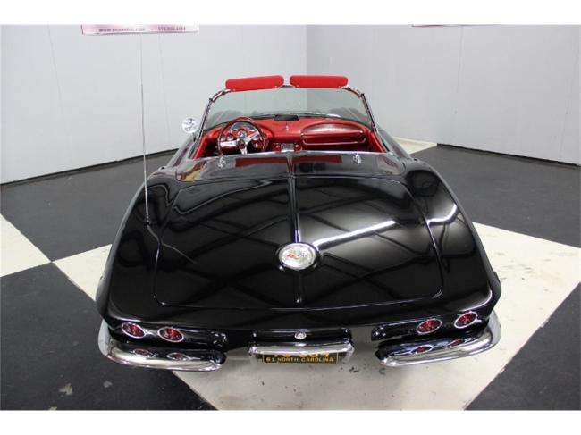 1961 Chevrolet Corvette - Chevrolet (55)