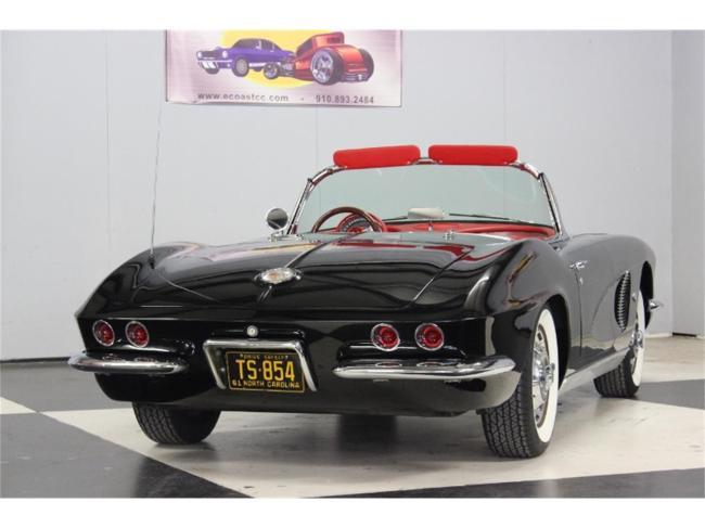 1961 Chevrolet Corvette - Corvette (57)