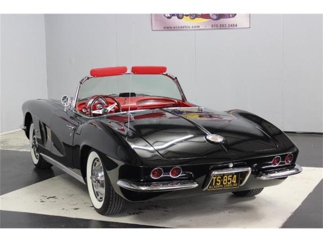 1961 Chevrolet Corvette - 1961 (58)
